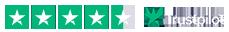 Top Trustpilot Logo