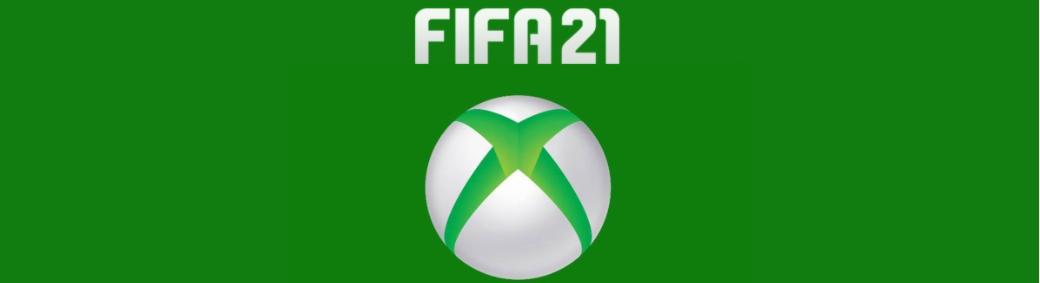 FIFA21 Xbox