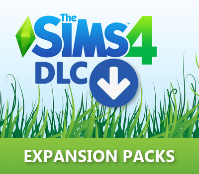 The Sims 4 Expansion Packs